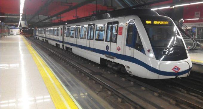 La línea 8 de Metro cerrará el próximo día 26 para renovar la vía y mejorar la seguridad, el confort y la eficiencia