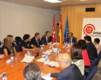 López subraya el compromiso de la Comunidad de Madrid con la seguridad y con los profesionales de Madrid 112