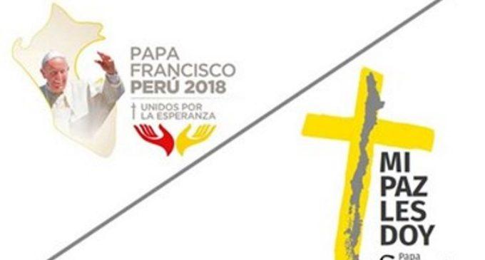 Programa del Papa en Chile y Perú, del 15 al 22 de enero de 2018