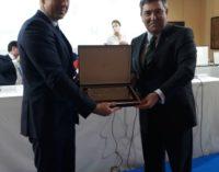 La Agencia de Seguridad y Emergencias Madrid 112, galardonada por su trabajo en el ámbito deportivo