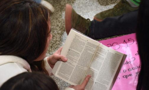 «La Biblia es una defensa radical de los derechos del hombre»