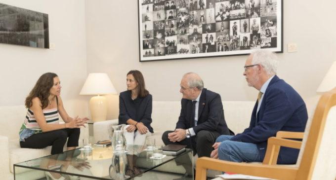 La Comunidad aborda con la Comisión Europea los posibles efectos del Brexit en la región