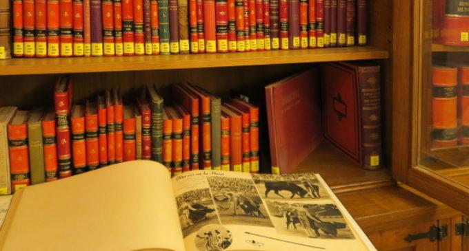 Las Ventas acoge la biblioteca Carriquiri, una de las colecciones taurinas privadas más importantes del mundo