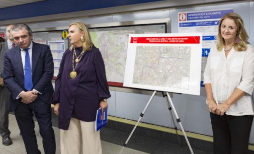 La Comunidad ampliará la línea 11 de Metro para mejorar la movilidad de más de 800.000 madrileños