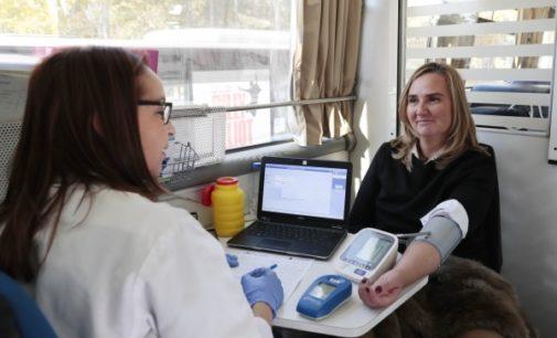 La Comunidad anima a los usuarios de Metro a continuar donando sangre en la campaña 'Estás a un metro de salvar muchas vidas'