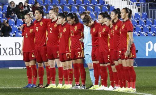 La Comunidad apoya a la Selección Española de Futbol femenino