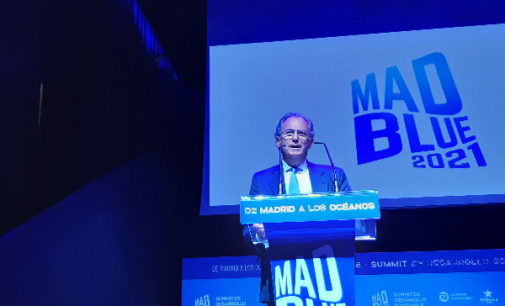 La Comunidad apuesta por el desarrollo sostenible con su participación en MadBlue Summit