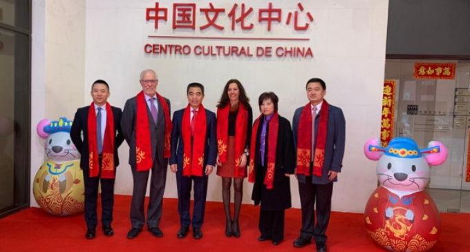 La Comunidad celebra el comienzo de su Año Nuevo  con los 60.000 ciudadanos chinos que viven en la región