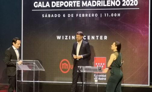 La Comunidad celebra la Gala del Deporte Madrileño 2020 para reconocer a deportistas, clubes, federaciones y técnicos
