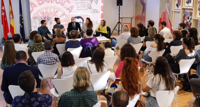 La Comunidad celebra la figura de Lorca en la Feria del Libro de Madrid 2019