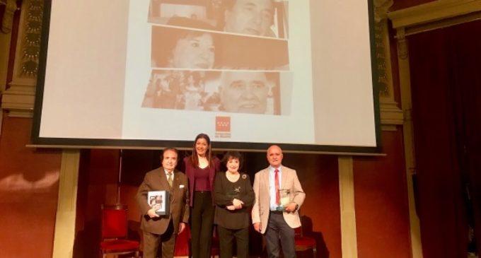 Organizado por la Agencia Madrileña de Atención Social (AMAS), la Comunidad celebra una nueva edición de los premios Mayores Magníficos