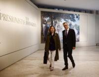 La Comunidad colabora en la nueva exposición del Museo Thyssen sobre el Impresionismo