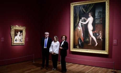 La Comunidad colabora en una exposición del Prado sobre Sofonisba Anguissola y Lavinia Fontana