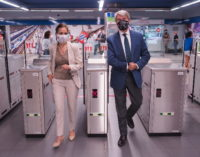 La Comunidad contará con 100 nuevos maquinistas en Metro de Madrid antes de que finalice el año