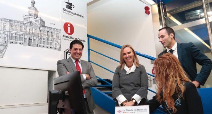 La Comunidad crea un nuevo centro de atención al cliente y gestión de objetos perdidos en Metro