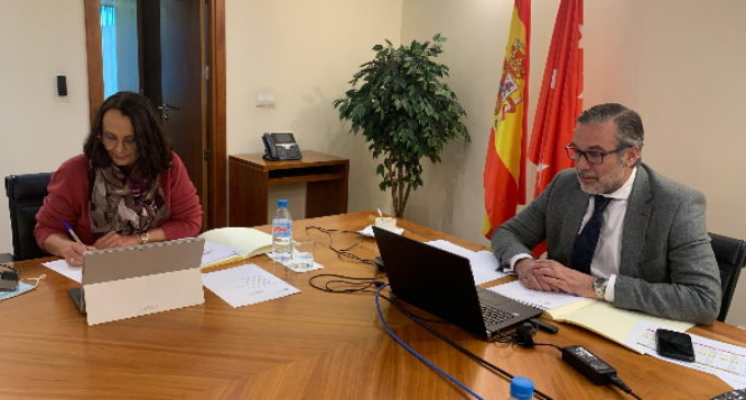 La Comunidad cuestiona el criterio de reparto de fondos europeos para la Administración de Justicia planteado por el Gobierno Central