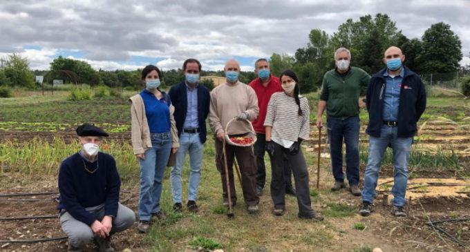 Madrid abre el plazo de solicitud de parcelas de Agrolab para la formación y el emprendimiento agrícola