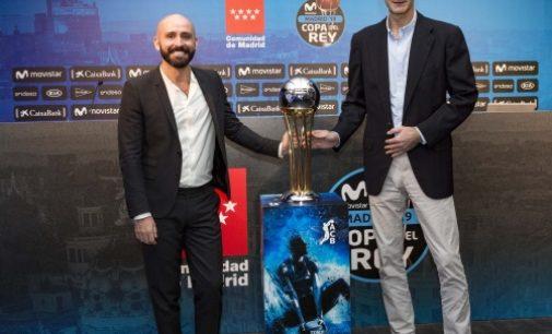 La Comunidad de Madrid acogerá la Copa de S.M. el Rey de Baloncesto en 2019