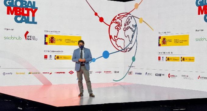 Madrid acogerá en 2022 el Global Mobility Call, un espacio de referencia internacional en movilidad sostenible