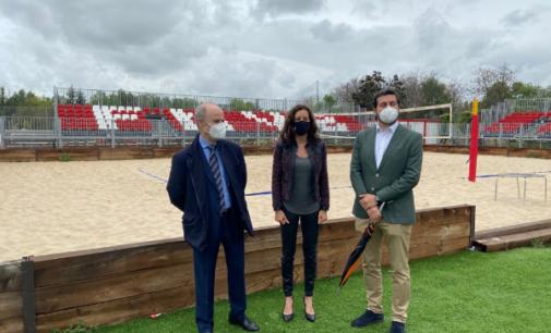 Madrid acogerá la semifinal de la Beach Volleyball Continental Cup, prueba clasificatoria para los Juegos Olímpicos de Tokio