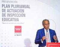 Ampliado en Madrid el cuerpo de Inspectores de Educación con 10 nuevos efectivos