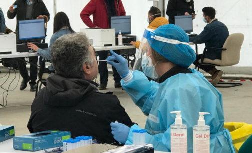 La Comunidad de Madrid amplía los test de antígenos a zonas básicas de salud sin restricciones