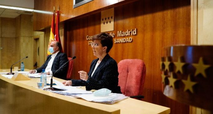 La vacunación en Madrid frente al COVID-19 con dosis de Pfizer y Janssen se extiende a población general de 68 a 69 años