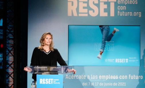 La Comunidad de Madrid apoya el proyecto RESET que promueve los empleos con mayor