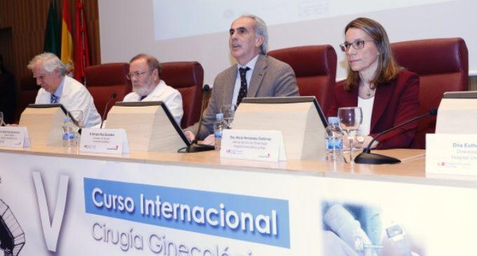 Nuevo impulso a la cirugía robótica con la adquisición de otros seis nuevos robots Da Vinci por la Comunidad de Madrid