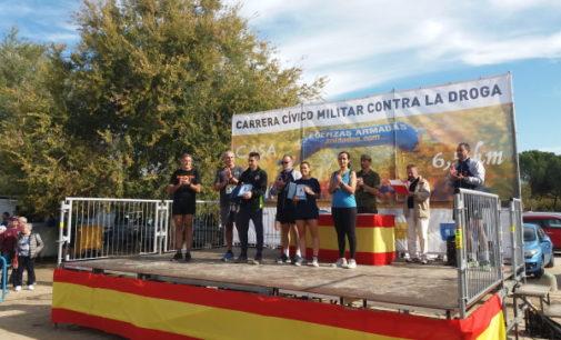 La Comunidad de Madrid colabora con la carrera Cívico-Militar contra la droga