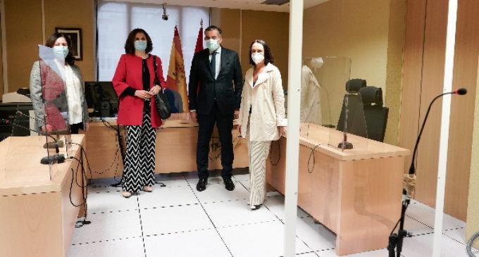La Comunidad de Madrid combate el aumento de casos judiciales provocado por el COVID con nuevos juzgados