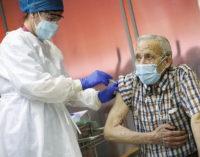La Comunidad de Madrid comienza el proceso de vacunación contra el COVID-19 en tres centros sociosanitarios