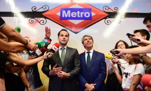 La Comunidad de Madrid completa en octubre la incorporación de 100 nuevos maquinistas a la plantilla de Metro