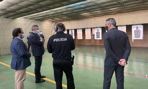 Continúa en Madrid la labor formativa de agentes y aspirantes de las Policías Locales