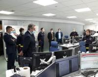 La Comunidad de Madrid crea en el 112 un centro de coordinación operativa del Cuerpo de Bomberos