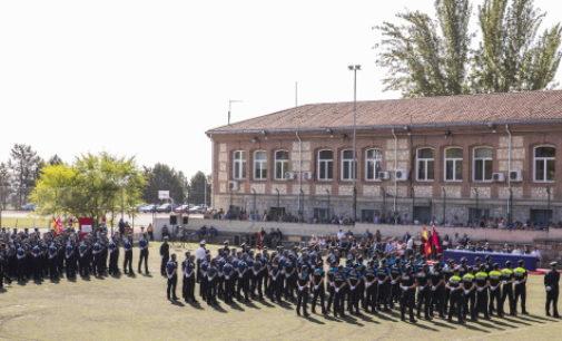 La Comunidad de Madrid cuenta con 142 nuevos policías locales en nueve municipios