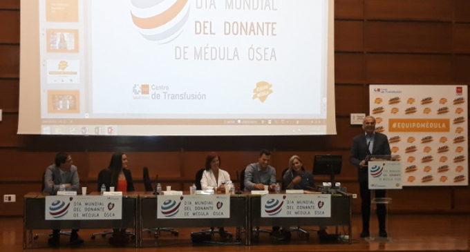 La Comunidad de Madrid cuenta con cerca de 45.000 inscritos en el registro de donantes de médula ósea