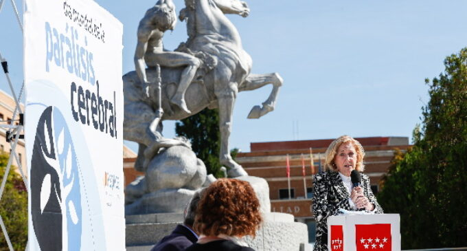 Hay más de 300 plazas específicas para la atención a personas con parálisis cerebral en la Comunidad de Madrid