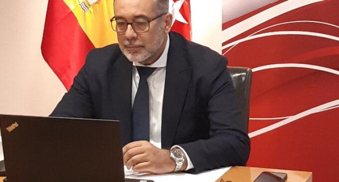 Enrique López defiende la memoria y dignidad de las víctimas frente a los que blanquean a los terroristas