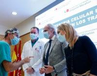 El Hospital Gregorio Marañón desarrolla un tratamiento celular pionero en el mundo para prevenir el rechazo en trasplantes
