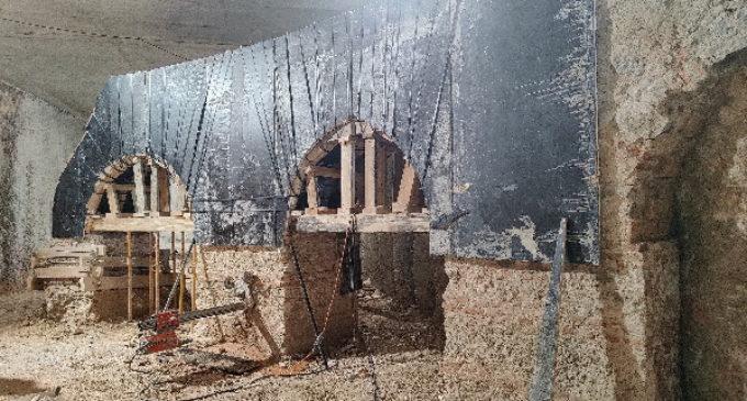 La Comunidad de Madrid desarrolla un itinerario cultural arqueológico en el entorno de la Plaza de España