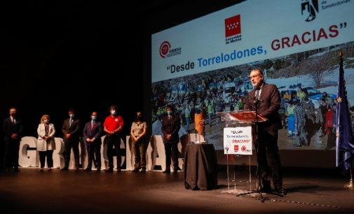 La Comunidad de Madrid destaca la labor de sus efectivos de Seguridad y Emergencias durante la pandemia y Filomena