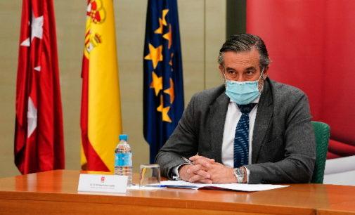 Normalidad en el cumplimiento de las normas sanitarias durante la Semana Santa en la Comunidad de Madrid