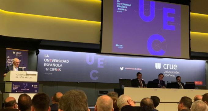 La Comunidad de Madrid destaca por la potente y diversificada oferta de su sistema universitario