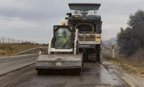 La Comunidad de Madrid destina más de 500.000 euros a la mejora de la carretera M-104