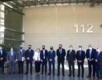 La Comunidad de Madrid detalla su gestión del COVID-19 a una delegación de Moravia del Sur