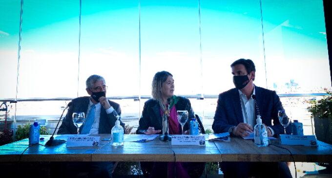 Rivera de la Cruz en la presentación en la nueva temporada del Círculo de Bellas Artes-Casa Europa