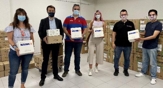 150.000 mascarillas y 2.000 litros de gel hidroalcohólico para actividades de ocio en la Comunidad de Madrid