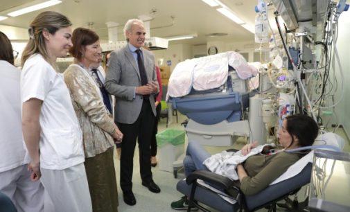 La Comunidad de Madrid es referencia en la atención sanitaria al recién nacido con problemas graves