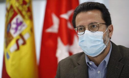 La Comunidad de Madrid exige al Gobierno que establezca criterios objetivos en el reparto de los fondos europeos frente al COVID-19